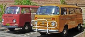 Oude Volkswagen