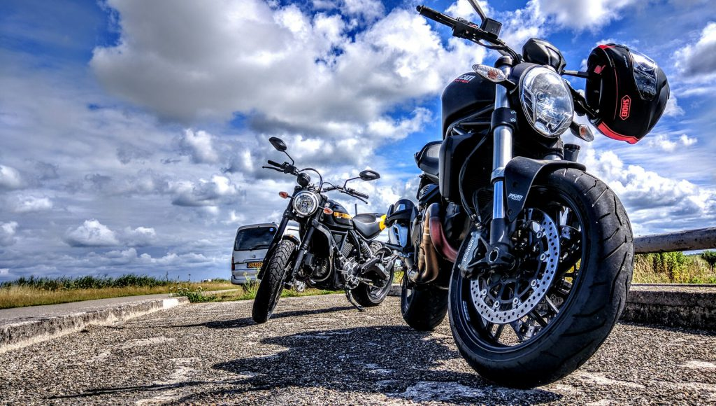 Motorrijden